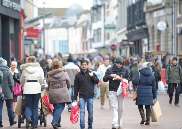 Town centre copy